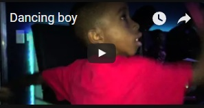 dancing boy video